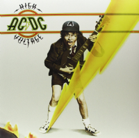 AC/DC-High Voltage (Remastered 180g Vinyl) [2009]